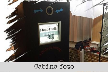 cabina foto nunta botez bucuresti