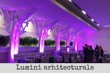 lumini arhitecturale ambientale bucuresti