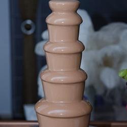 Fantana de ciocolata frigarui fructe nunta botez petreceri bucuresti
