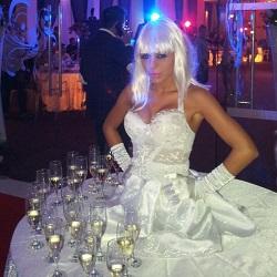 Mese plimbarete talentate nunta bucuresti