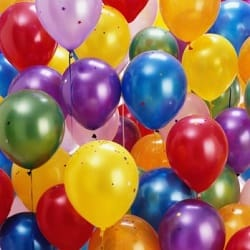 decoratiuni baloane, baloane cu heliu