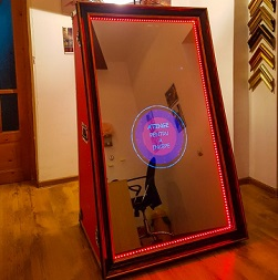 Magic mirror Photobooth