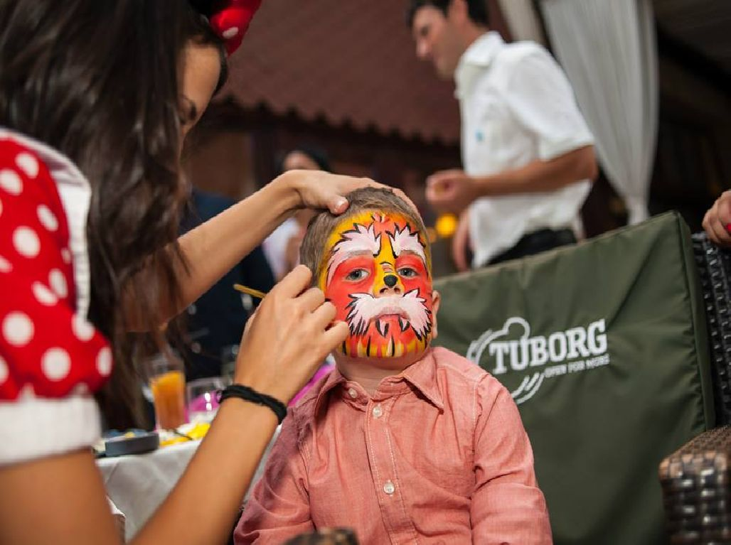animatori face painting