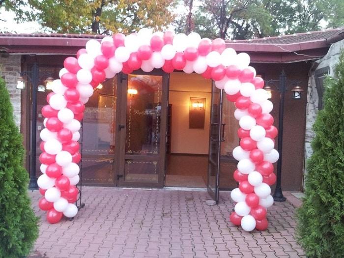 arcada baloane