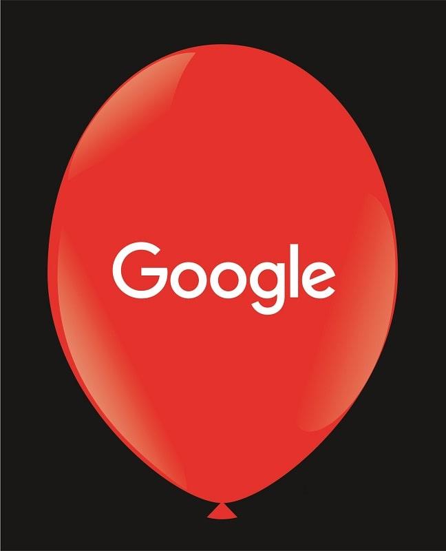 baloane personalizate google