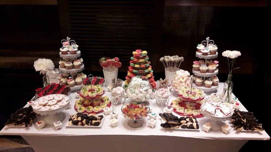 candy bar nunta pret