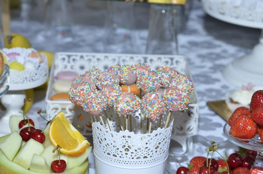candy bar cakepops