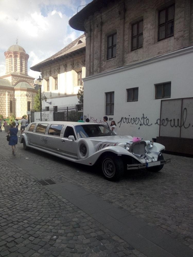 limuzina exkalibur