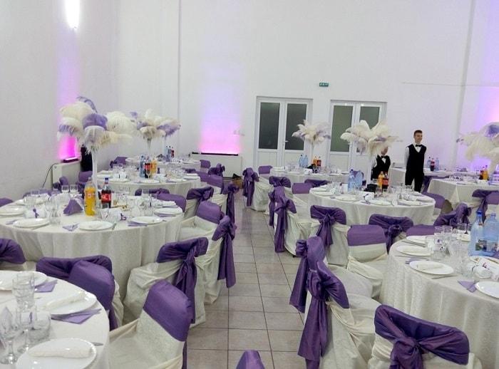 huse scaune nunta