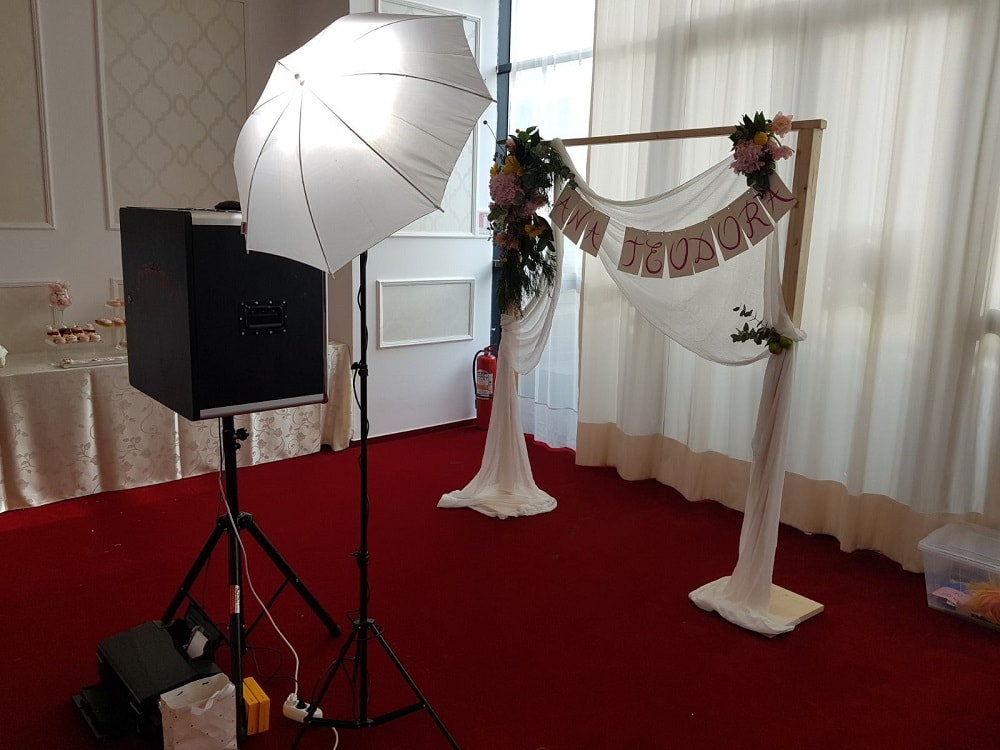 inchiriere photobooth bucuresti