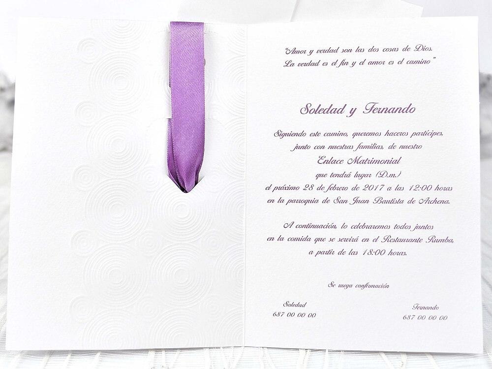 Invitatii nuntaa ieftine