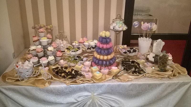 nunta candy bar