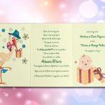 Texte invitatii botez