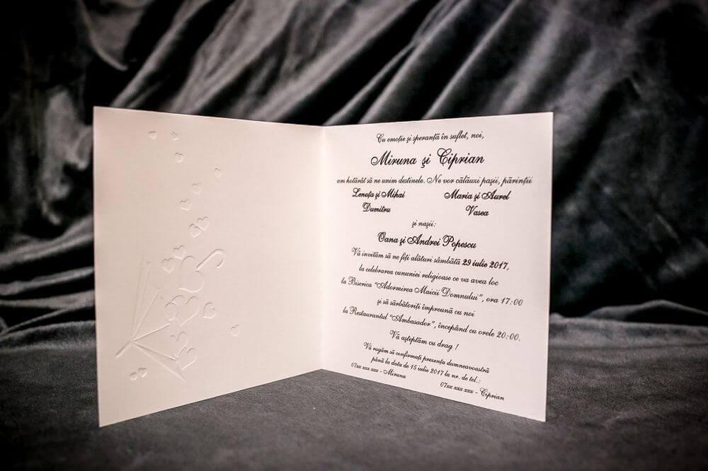 Texte invitatii nunta