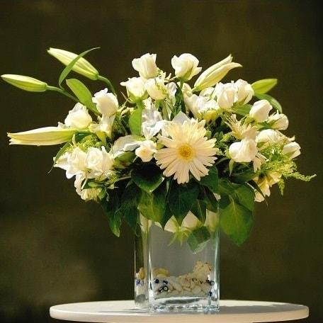 aranjament floral nunta f34