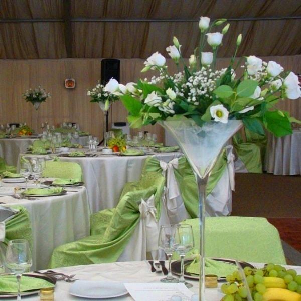 aranjament floral nunta f42