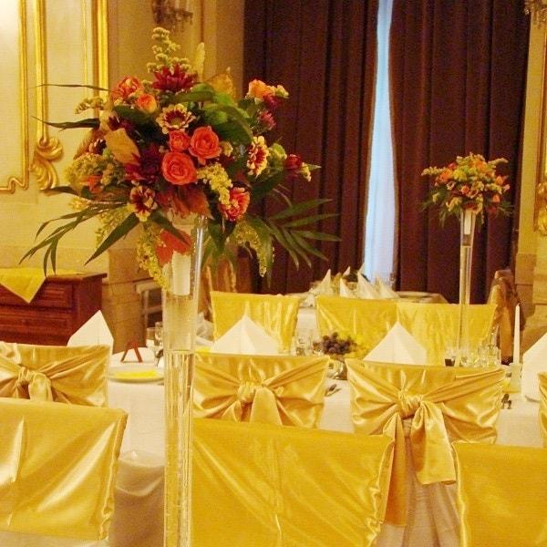 aranjament floral nunta f45