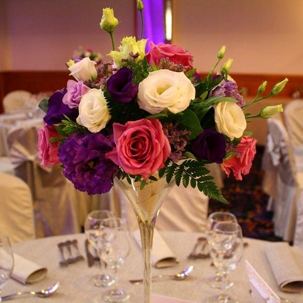 aranjament floral nunta f51