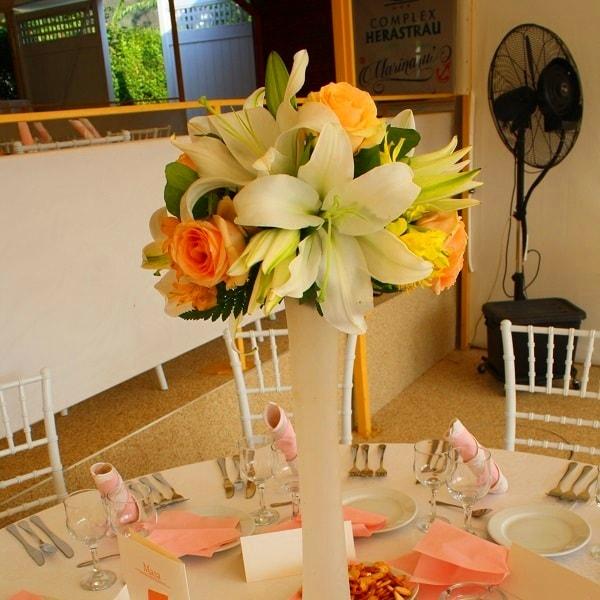 aranjament floral nunta f52