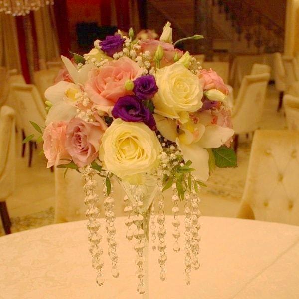 aranjament floral nunta f53