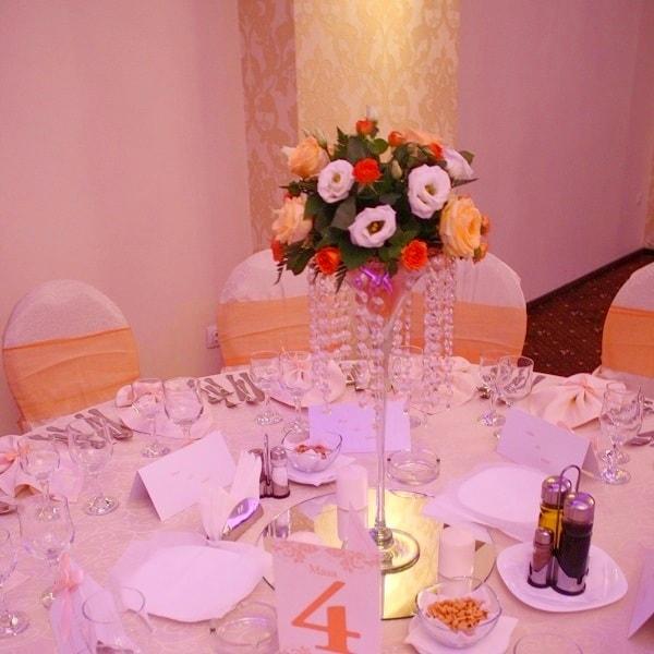 aranjament floral nunta f54