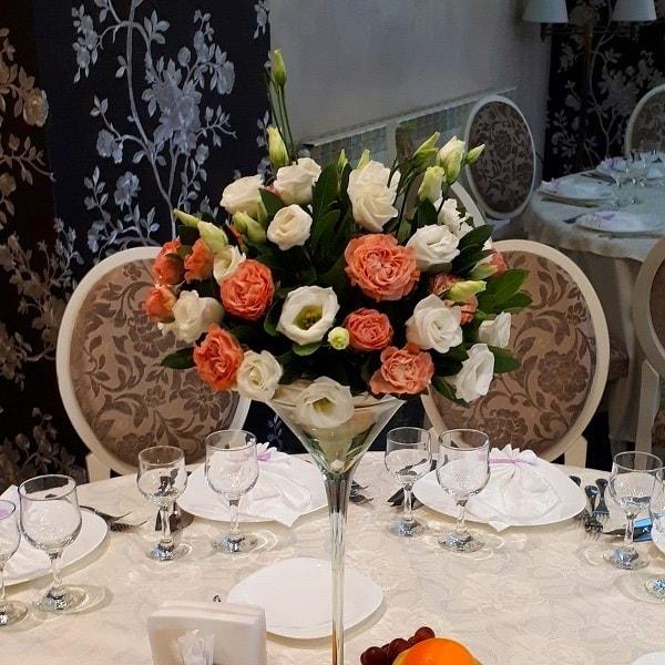 aranjament floral nunta f56