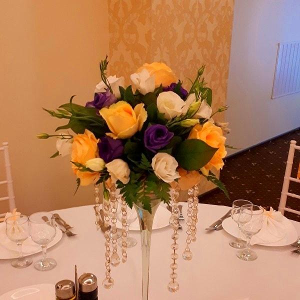 aranjament floral nunta f57