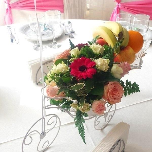 aranjament floral nunta f59