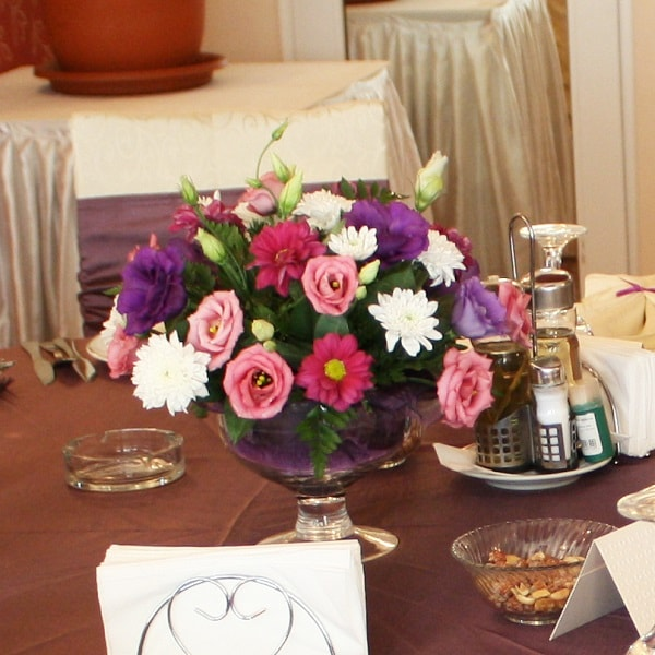 aranjament floral nunta f62