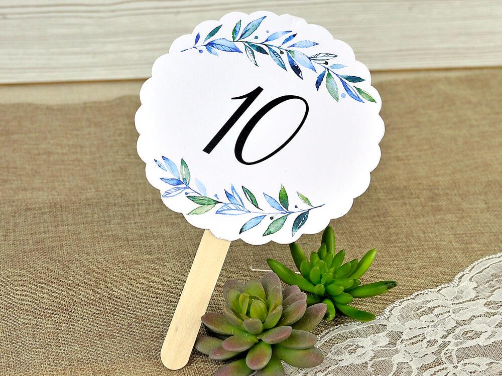Numere masa botez