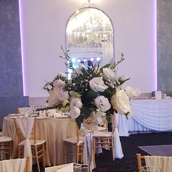 aranjament floral nunta f47