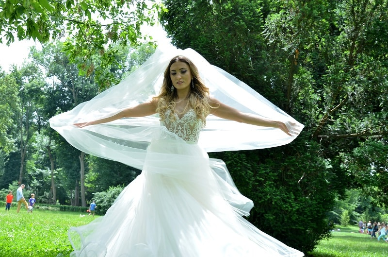 foto mireasa nunta