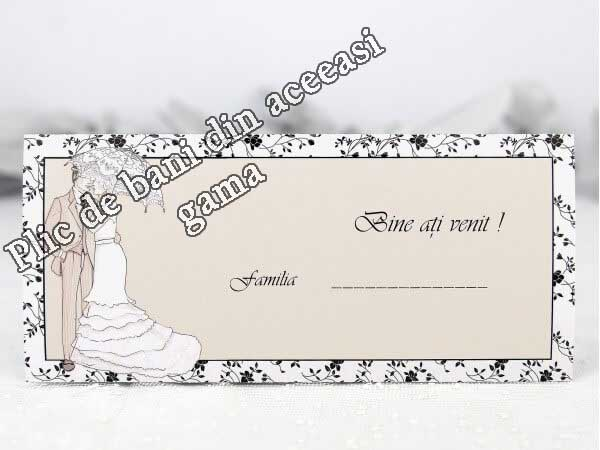 Placecarduri nunta