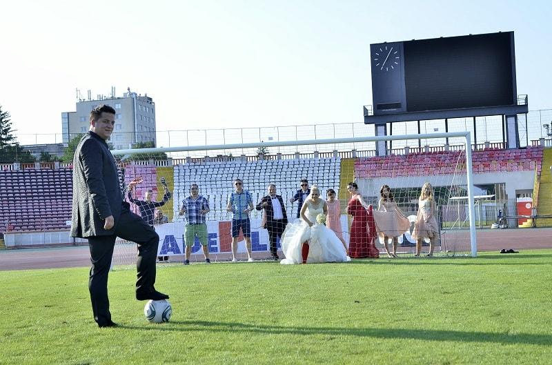 sesiune foto video nunta