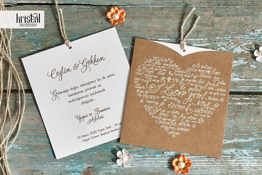 invitatii nunta elegante