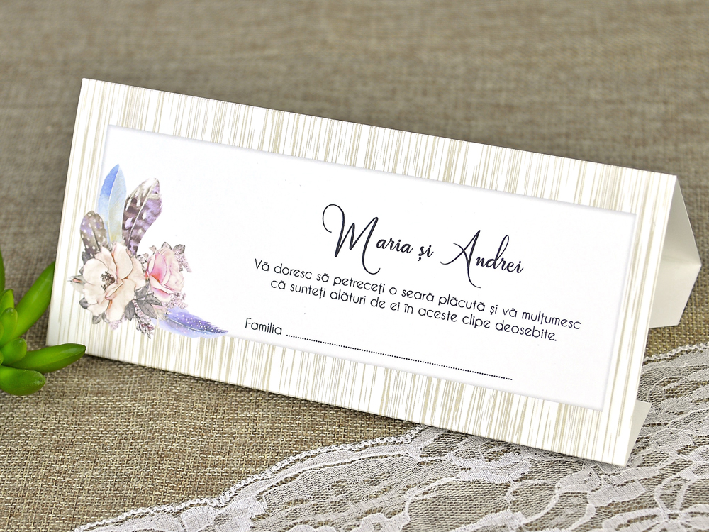 plic bani nunta 5613